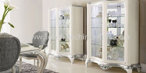 Capri Display Cabinet